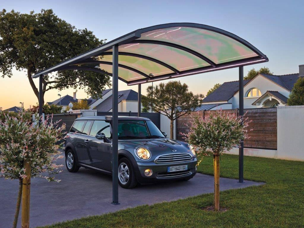Abri Aluminium Pour Voiture Et Camping-Car En Gironde - Fabricant