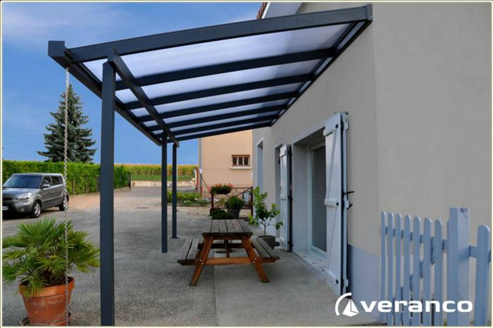 auvent aluminium fabricant et installateur de pergola. Black Bedroom Furniture Sets. Home Design Ideas